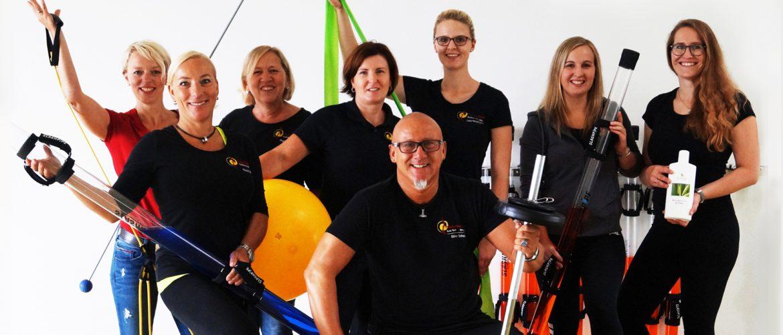 Team Praxis Nicola Theiß, Physiotherapie Meerbeck, Stadthagen
